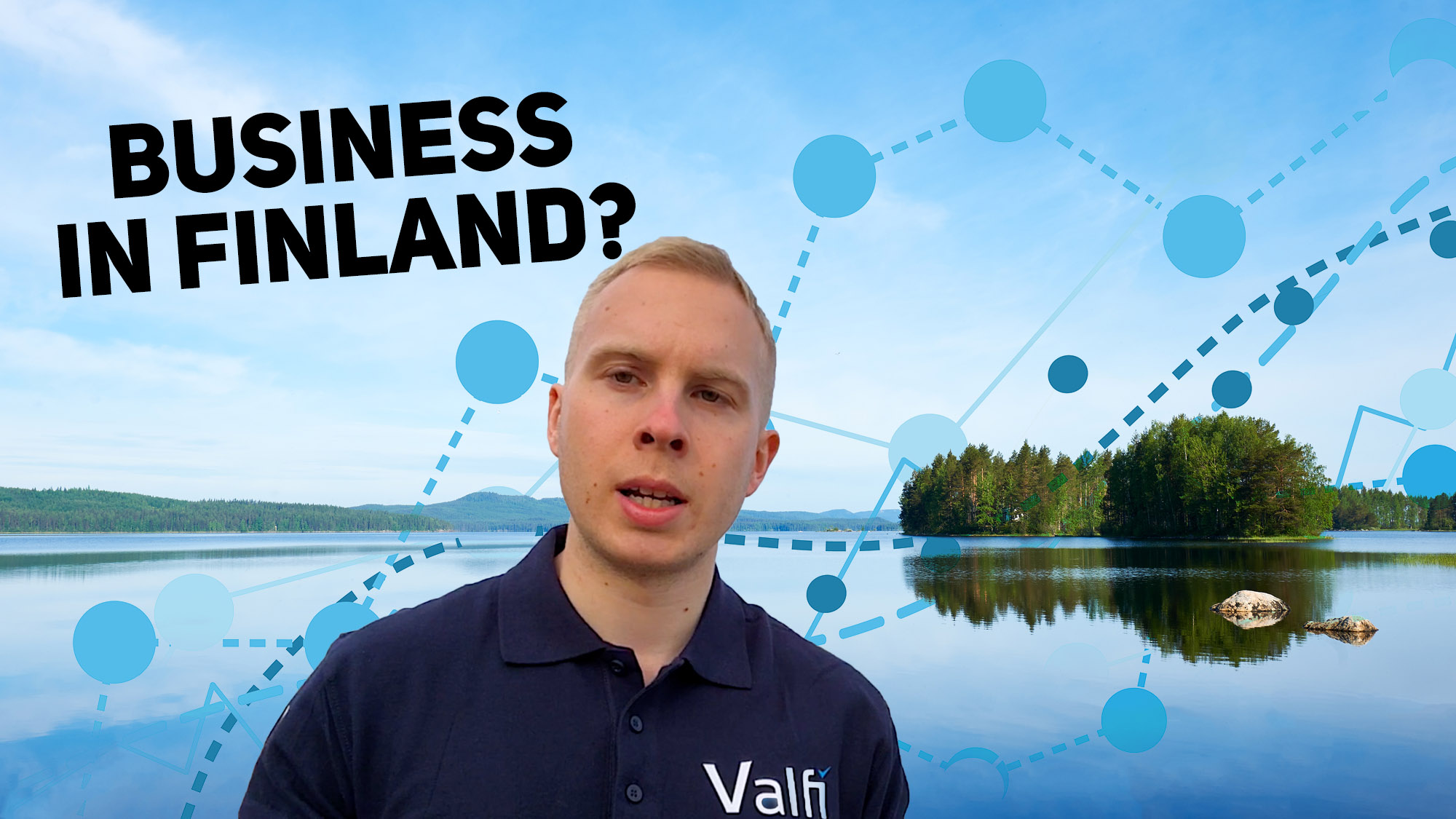 Miksi Valfi valitsi Suomen?