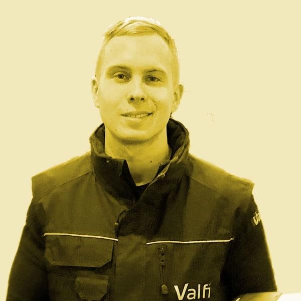 Valtteri Kujala, tj